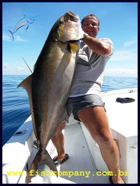 Olho de Boi Capturado por Bruno Siqueira Campos pesando 40 Kg